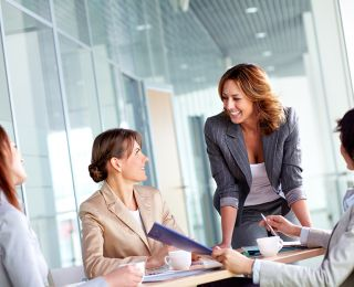 Improve your employee's communication skills with Berlitz group instruction courses